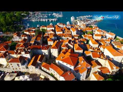 Adria Tours úti film Montenegro, Budva