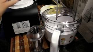 видео Кухонный процессор Bosch MCM4100