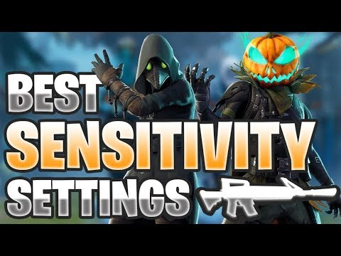 FORTNITE How To Find Your Best Sensitivity PC Master Guide (Settings + Tips & Tricks)