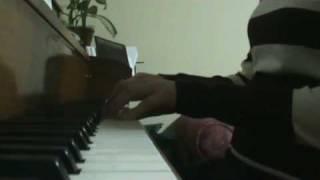 Vampire Knight- Yuuki Cross Theme song Piano