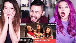 ENGINEERING GIRLS | Episode 2 | The Timeliners | Reaction!