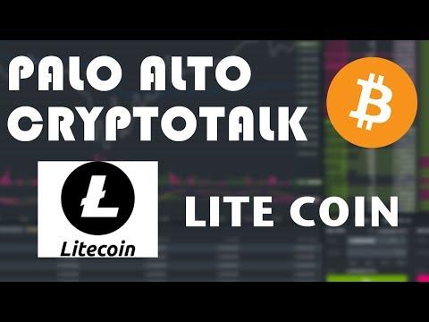 (LTC) Lite Coin (Palo Alto CryptoTalk)  Dec 11, 2017