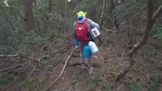 Logan Paul found his dollar in the woods