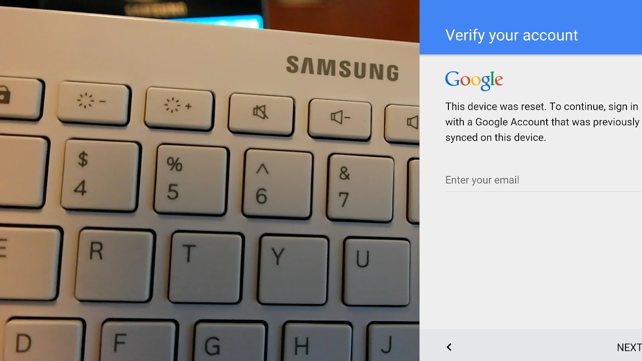 NO OTG, NO COMPUTER, Bypass Google Account FRP lock - Keyboard Method