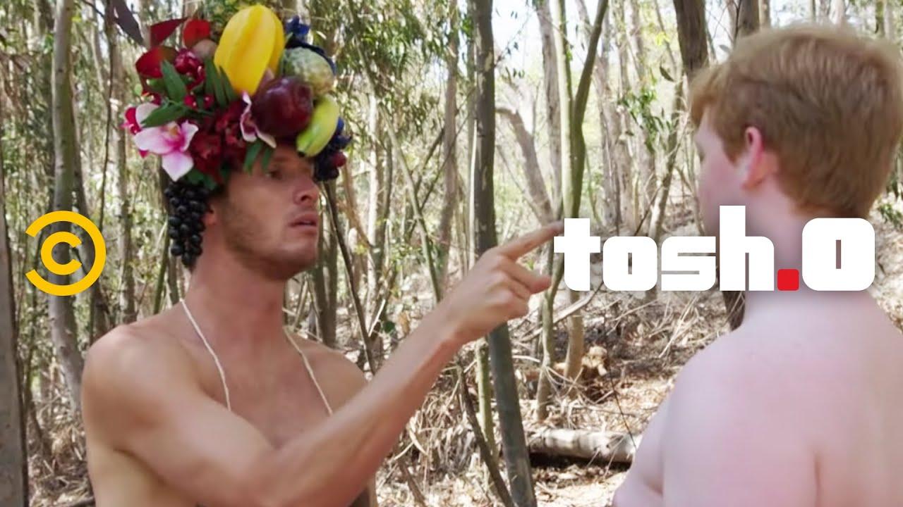 Theme, Daniel tosh redhead nude girl me!