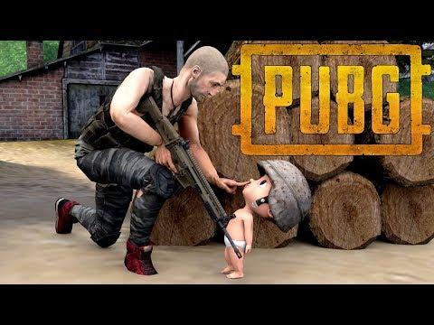 PUBG Animation : Super Noob Man - (SFM Animation)