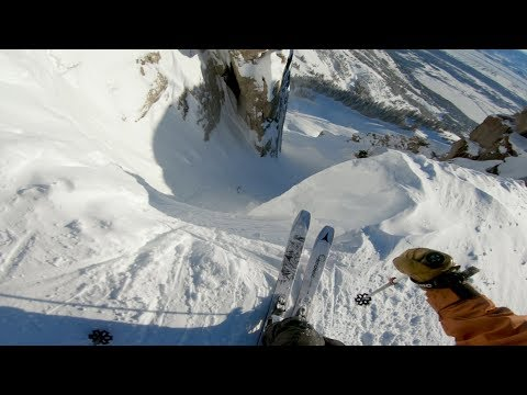Top to Bottom at Jackson Hole with Tim Durtschi