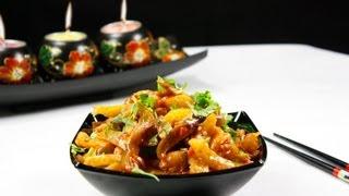 Жареные баклажаны (кади-ча) видео рецепт(На странице http://za100le.ru/salad/zharenye-baklazhany-kadi-cha.htmlВас ждут подробные фото и пропорции этого рецепта., 2012-10-02T17:51:14.000Z)