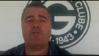 Diretor de Futebol da Aparecidense, comenta a parceria do clube com o Goiás Esporte Clube
