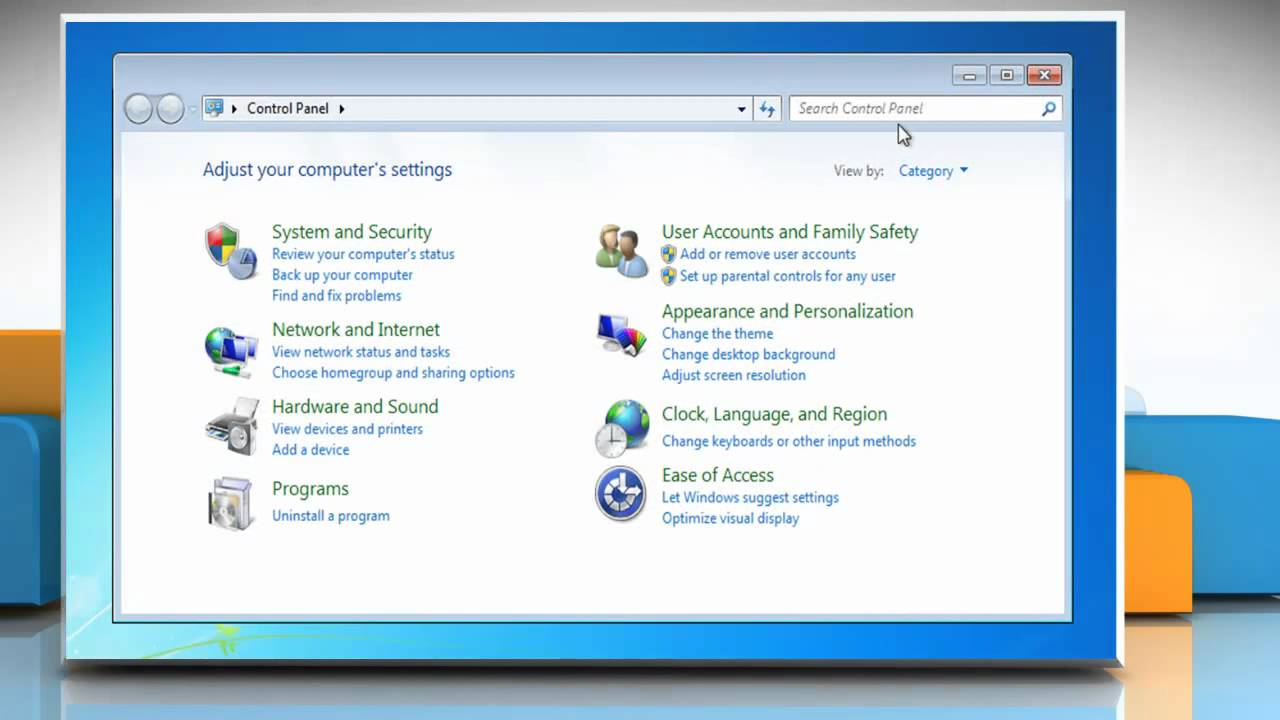 How to Disable Windows 7 Firewall