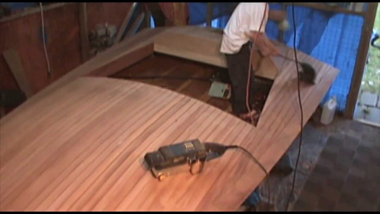 Muskoka Seaflea - Sanding Deck of the Mini Most XL - YouTube