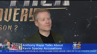 'I Felt Protected': Anthony Rapp Speaks About Why He Came Forward About Kevin Spacey