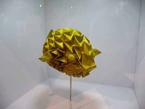 Daftar Tutorial Origami Carpe Koi   Tutorial Kreasi Kardus Minuman   360x480