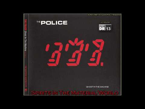 The Police - Spirits In The Material World, [2018 Super 24bit HD Audiophile Remaster], HQ Mp3
