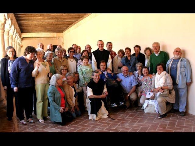 Vida y espiritualidad de la Fraternidad de Laicos  Cistercienses de Huerta