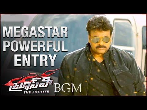 Mega Star Entry in BruceLee Movie Bgm || Top Bgm's & Rintones