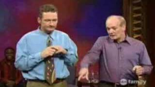 Whose Line is it Anyway: Sound Effects: Charlies Angels