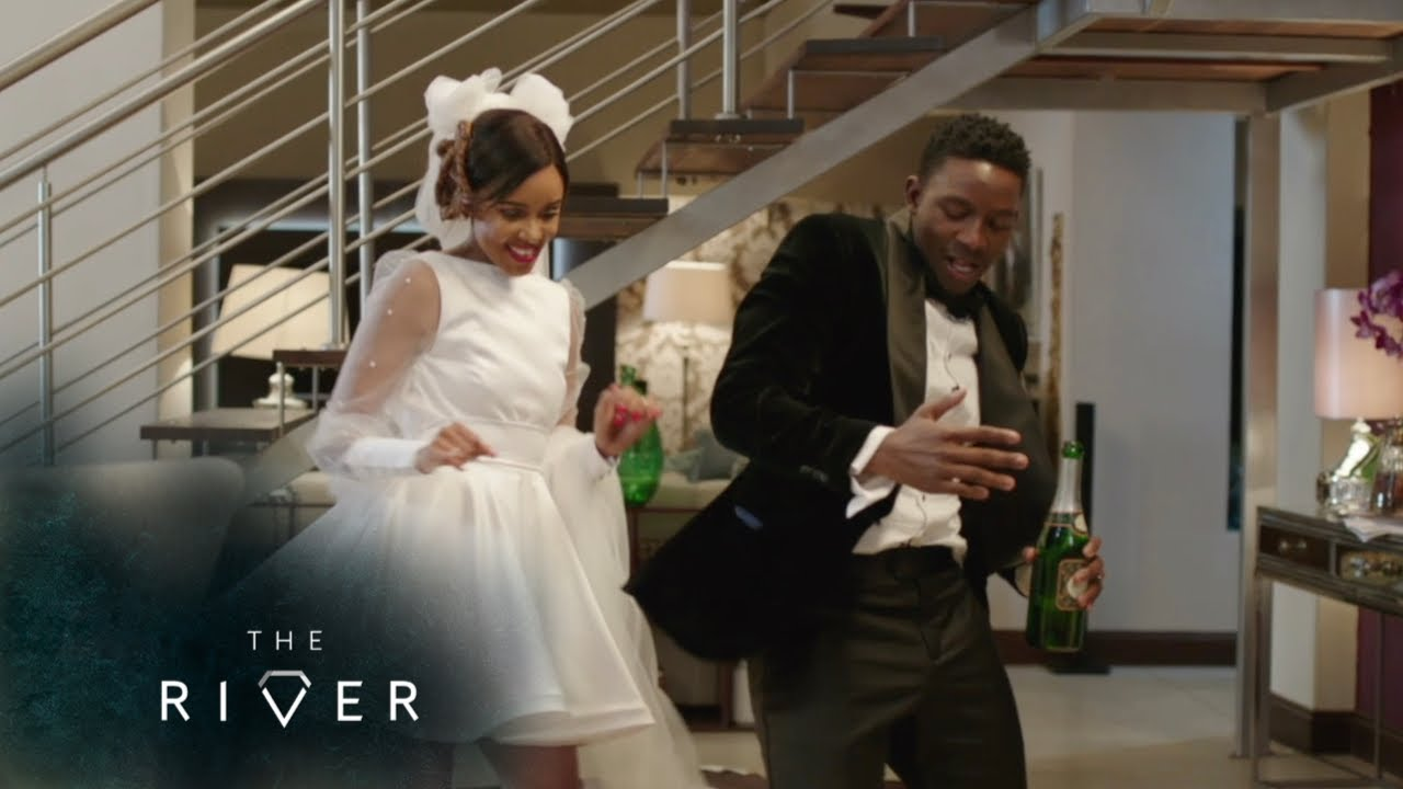 Zolani and Emma Are Married – The River | 1 Magic - YouTube