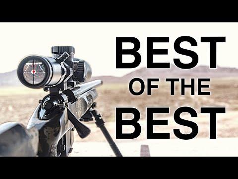 Best Rifle Scope , Hunting Scope , Precision Scopes , And Long Range Scopes
