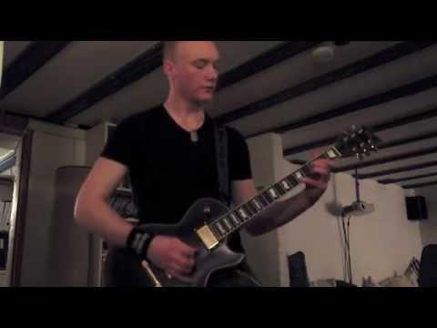 Drist - Arterial Black (guitar cover)