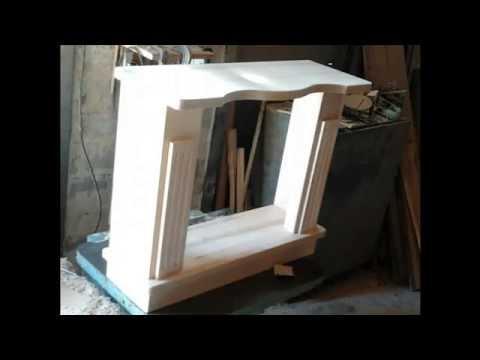 Мебель из дерева. Работы нашей мастерской. Часть 1