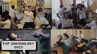 Gambar cover POP DANTHOLOGY 2013 MUSIC VIDEO