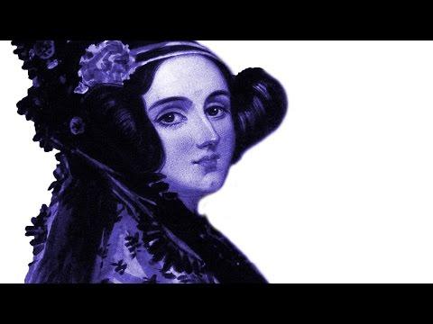 Charles Babbage and Ada Lovelace - Professor Raymond Flood
