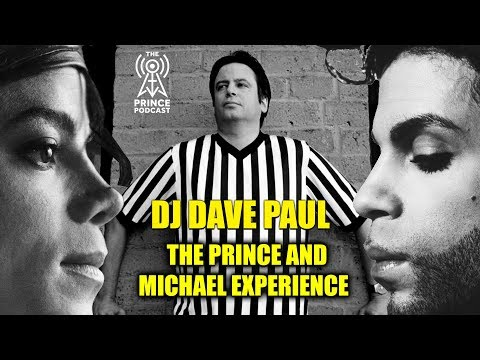 DJ Dave Paul: The Prince & Michael Experience