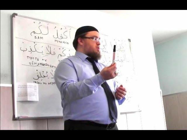 Основы Ислама. Лекция 27. Общение с противоположным полом, воровство, зина. Сунны в намазе.