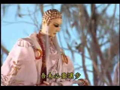 霹靂布袋戲-梵天一頁書vs軍神源武藏(驚天三道掌)