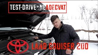 Toyota Land Cruiser 200 | Test-Drive neAdecvat | MAFiA