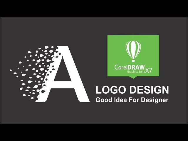 Must Know For Designer: Logo Design in Coreldraw X7