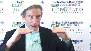 Gabriel Cousens  - America's Raw Food Expert - Offstage Interview - 2018