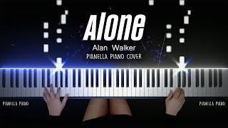 Alan Walker - ALONE (PIANO COVER by Pianella Piano)
