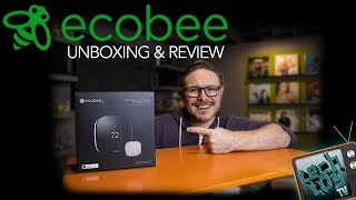 Ecobee 3 | Smart Thermostat |  Unboxing & Review