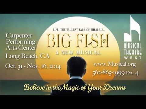 Big Fish at Musical Theatre West teaser