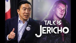 Talk Is Jericho: Andrew Yang Slams The WWE