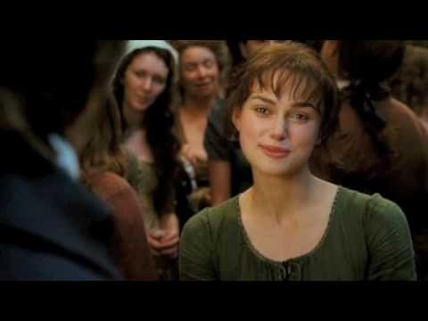She's so lovely - Elizabeth and Mr. Darcy