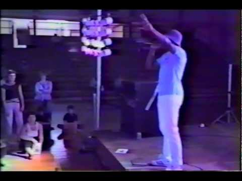 LL Cool J. 1985. Live in Maine.
