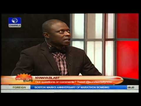 Nyanya Blast: All Security Intelligence Nigeria Needs Are In Newspapers -- Capt. Aliyu. Pt1