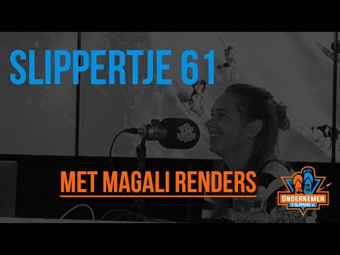 Slippertje 61: Gezond financieel inzicht in je business met CFO Magali Renders