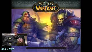Classic WoW BETA - LARGE CRITS (full stream)