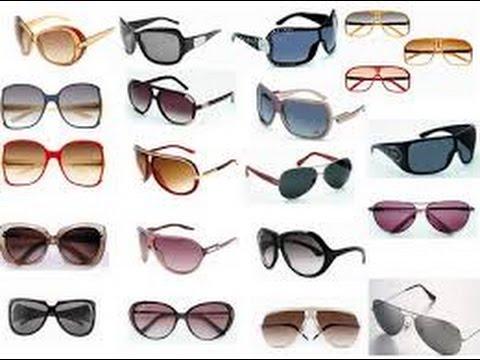 7264150c07 Que lentes usar según la forma de tu cara - YouTube