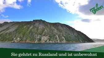 Mr Green erkundet die Welt - Diomedes-Inseln