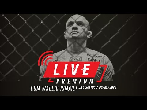 Entrevista com Wallid Ismail sobre Jungle Fight e treta com Renzo Gracie