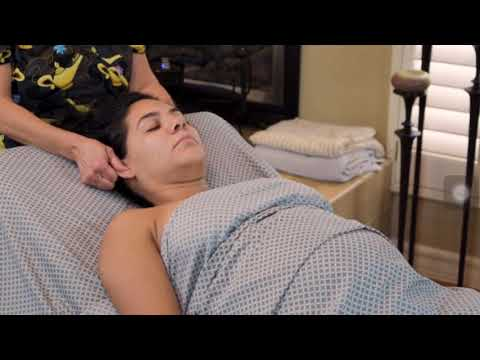 TCM prenatal massage