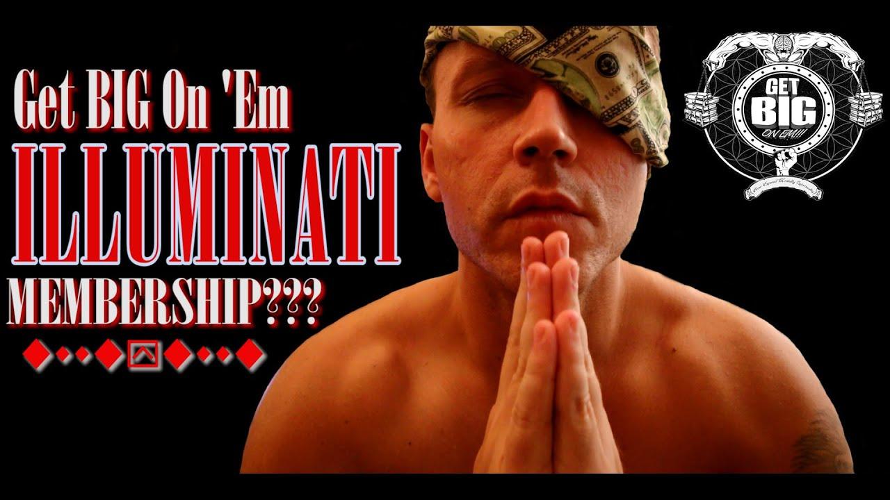 ILLUMINATI membership??? // Get BIG On 'Em // BIG talk (Ep 1)