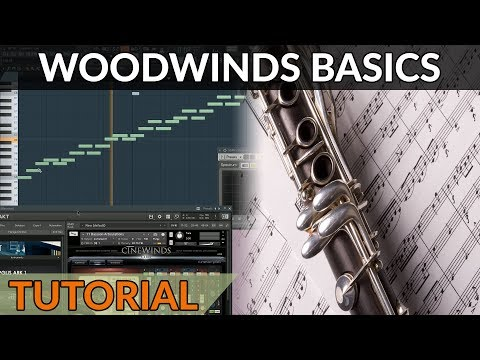 How To Write Orchestral Music - Using Woodwinds for Realism and Detail