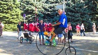 КАК Краснодарец Изобрёл Велосипед Видео Обзор