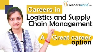 Careers In Logistics And Supply Chain Management